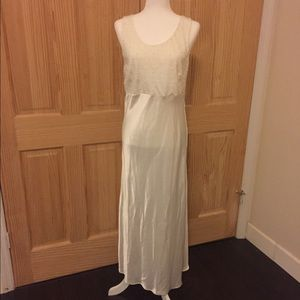 Vintage Victoria's Secret Wedding Nightgown